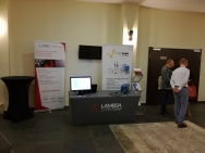 Our booths at conferences